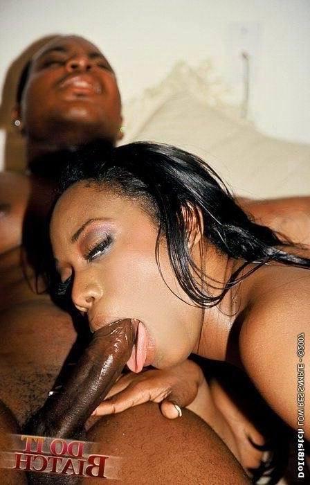Черная порно актриса