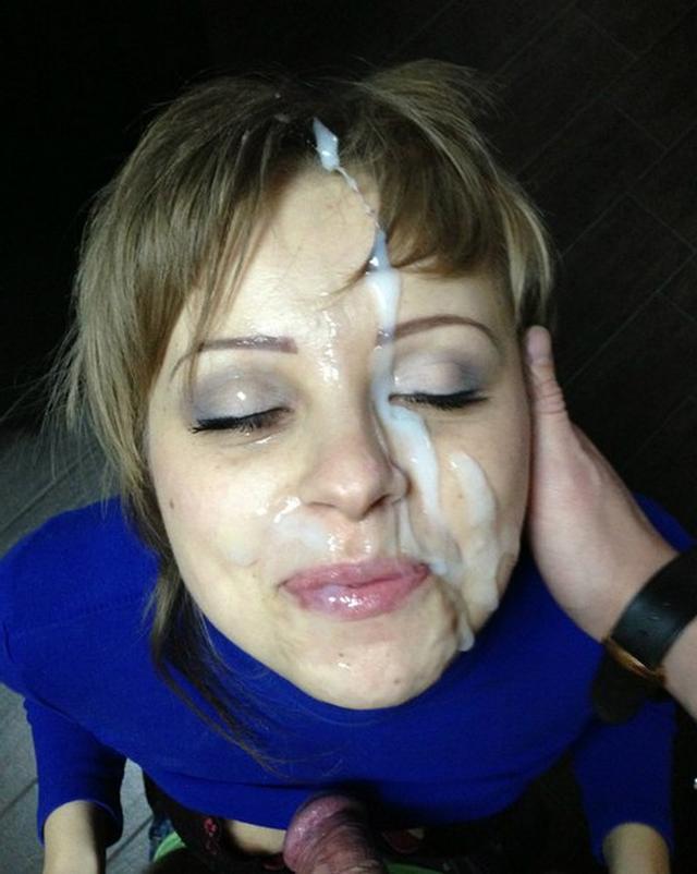 Анал конча на лице и оргия