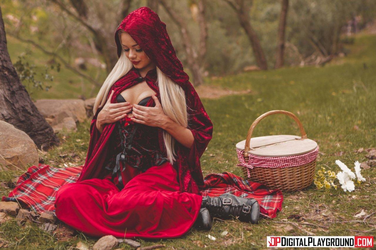 Приключения Красной Шапочки 18+