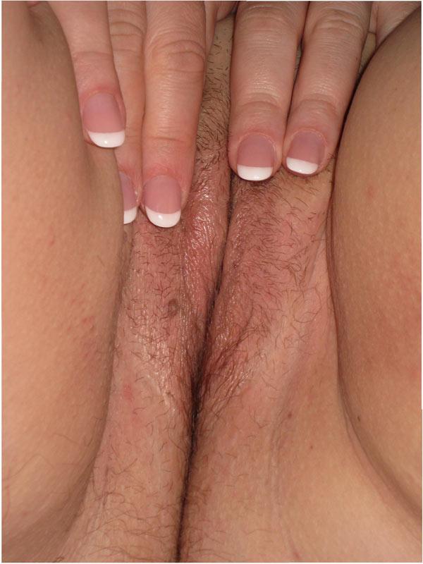 Домашняя подборка снимков бритых вагин нимфоманок
