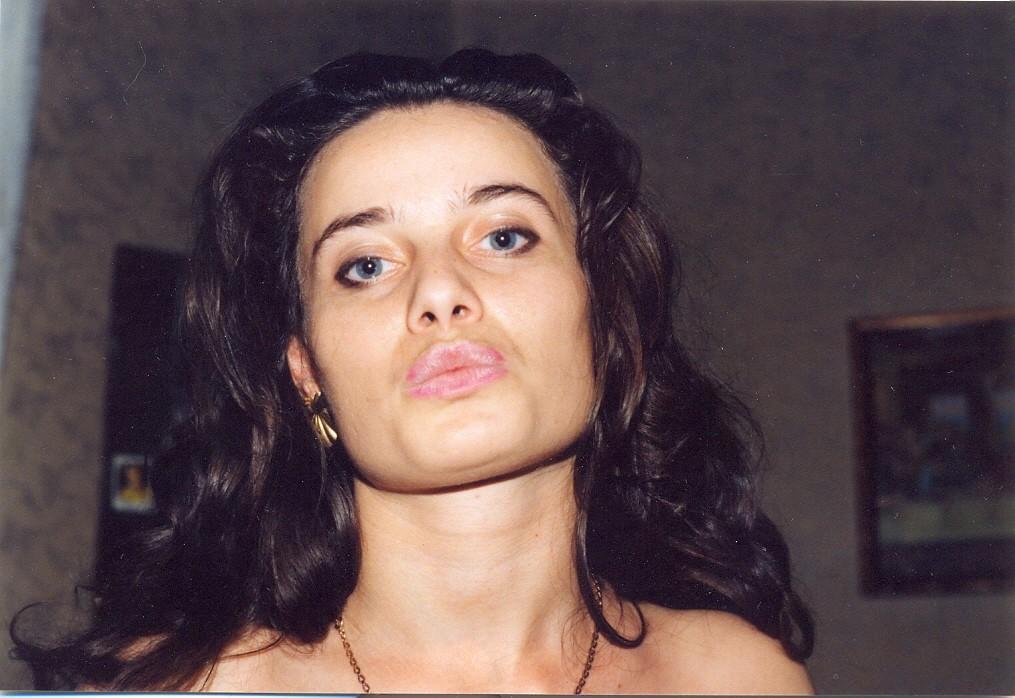 Сочная румынская мама