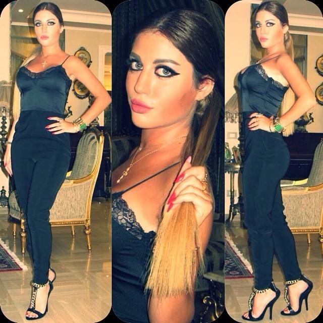Возбуждающие девахи из Ливана