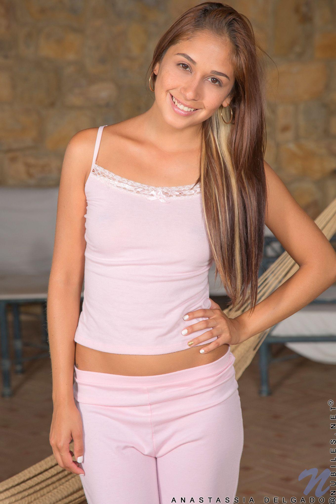 Анастасия Дельгадо -  венесуэльская топ-модель