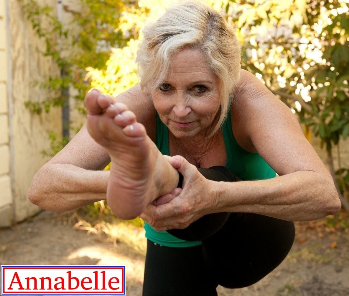 Ноги пожилых (Аннабель) - фото сет 3